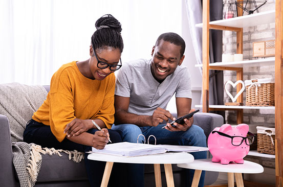 Seven tips to managing your money
