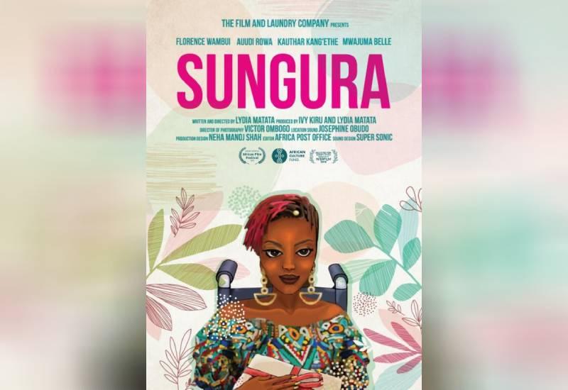 Short film Sungura premiers