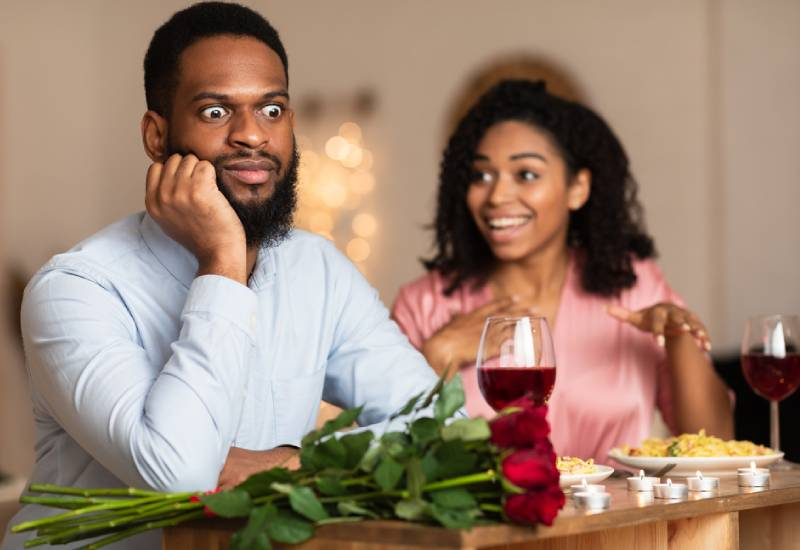 Signs your man will never commit to you