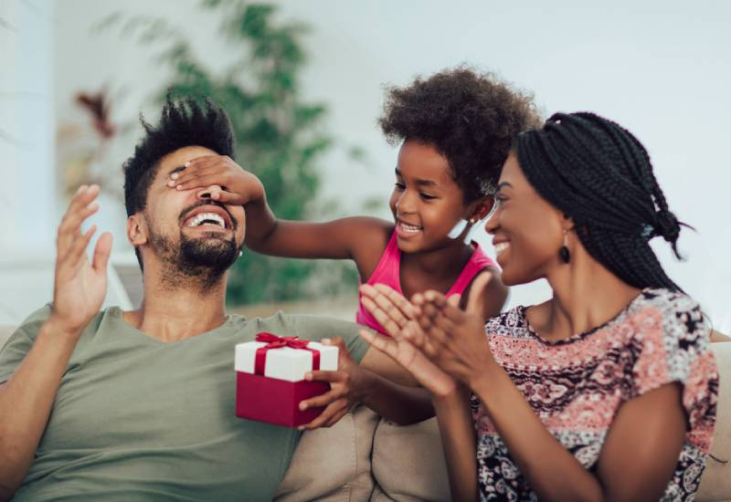 Six gift ideas for men who say 'I don't want a gift'