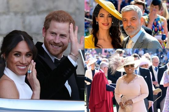 Strict rules Meghan Markle and Prince Harry's wedding guests had to follow