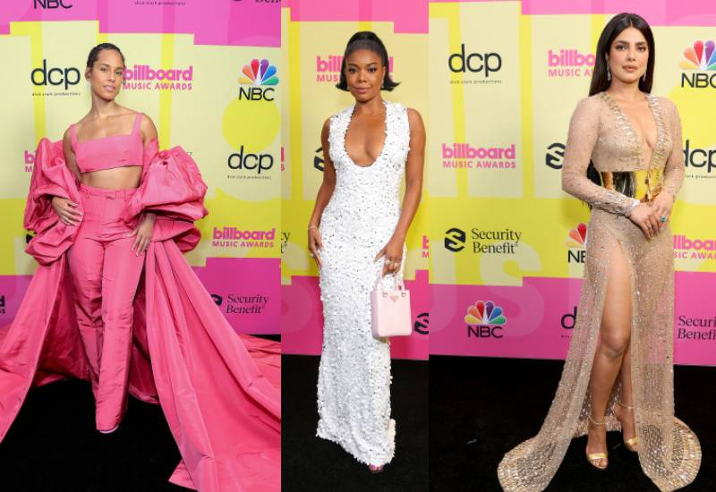 The 2021 Billboard Music Awards in fashion