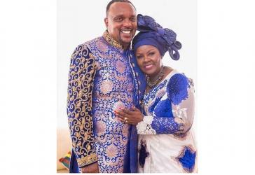 The Kiunas celebrate 23rd wedding anniversary