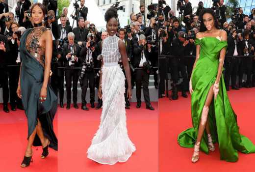 13 best looks from the Cannes Film Festival 2018