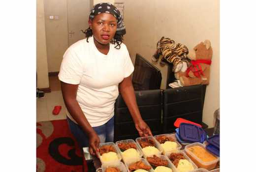 Being your own boss:City residents turn to home based business for survival