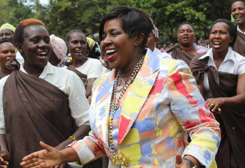 Achieving woman: The life of the late Dr Joyce Laboso