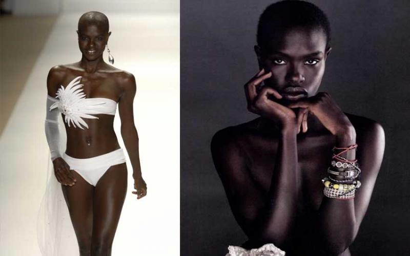 Ajuma Nasenyana: From a budding athlete to a supermodel!