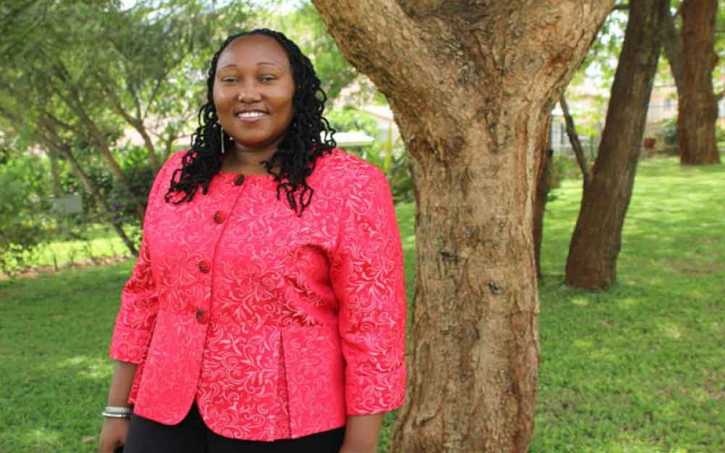 At 31, unmarried with a strong desire to have a family, Joy made adoption her first option