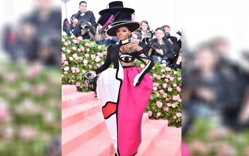 Black celebrities' pink carpet fashion looks from the 2019 Met Gala [Photos]