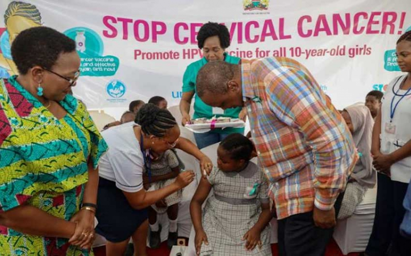 Catholic Church cautions government on newly launched cervical cancer vaccine