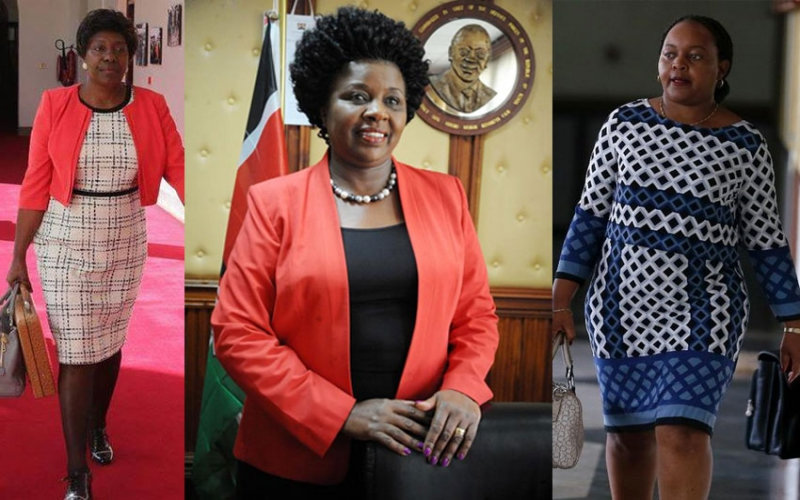 Challenges of being a pioneer female governor: Dr Joyce Laboso