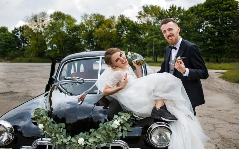 Couple told marriage 'has no chance of survival' after 'petty' wedding demand