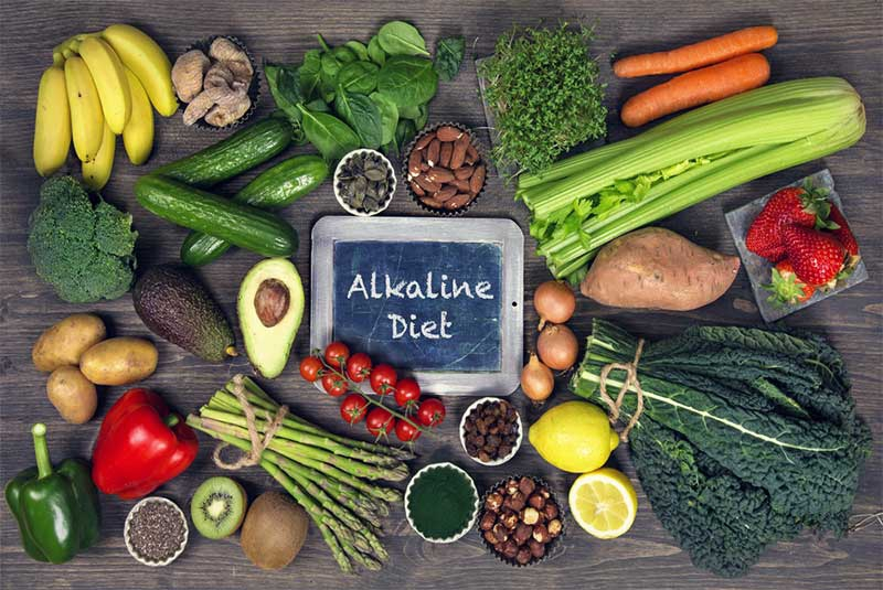 Five alkaline foods you should be eating