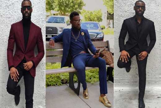 Four ways to wear a suit in a classy way
