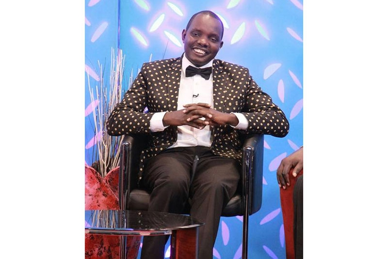 Gospel TV Host Anthony Ndiema reveals miracle that worked for first born son