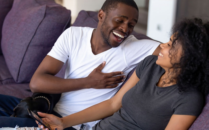 How making fun of your partner can make your relationship stronger