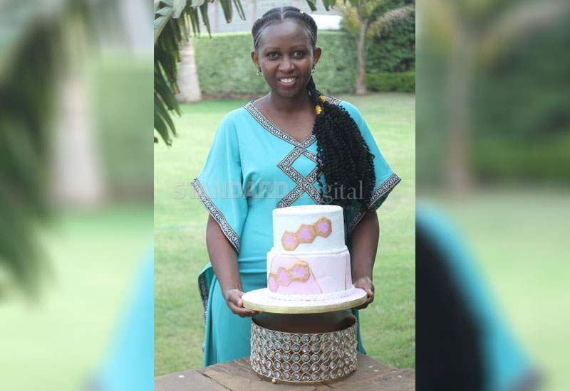 I found a niche in wheat-free cakes, Morgan's Bakery founder