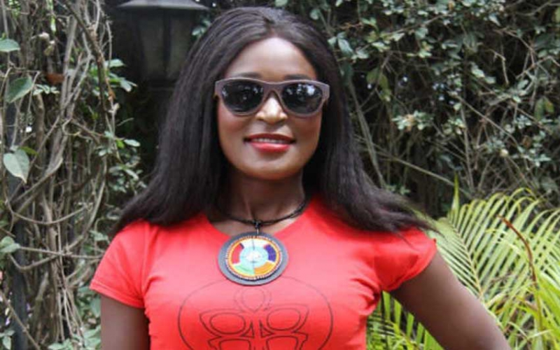 Shadeshares founder Veronica Ojwang: I wanted a business that would benefit the environment