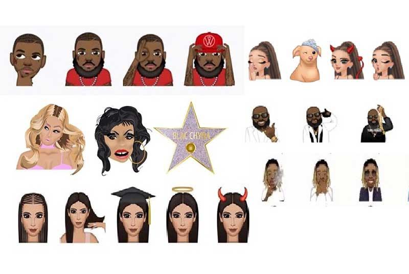 International Emoji Day: List of celebrities who created their own Emojis