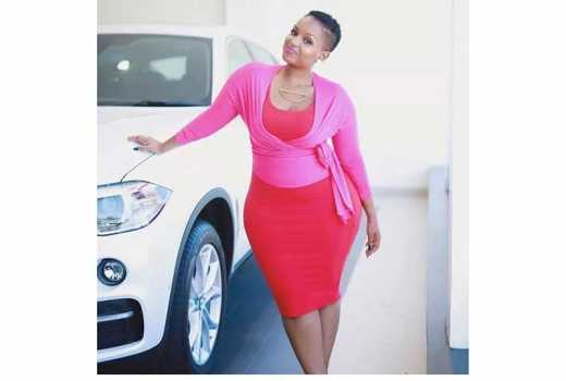 Is Grace Msalame expecting a third child?