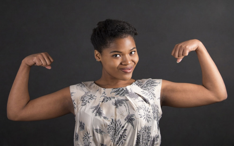 Men only: Laura's journey into fitness, exercise goals that left me flabbergasted