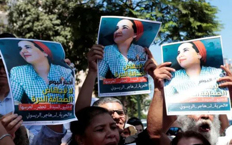 Moroccan journalist jailed for premarital sex and procuring abortion