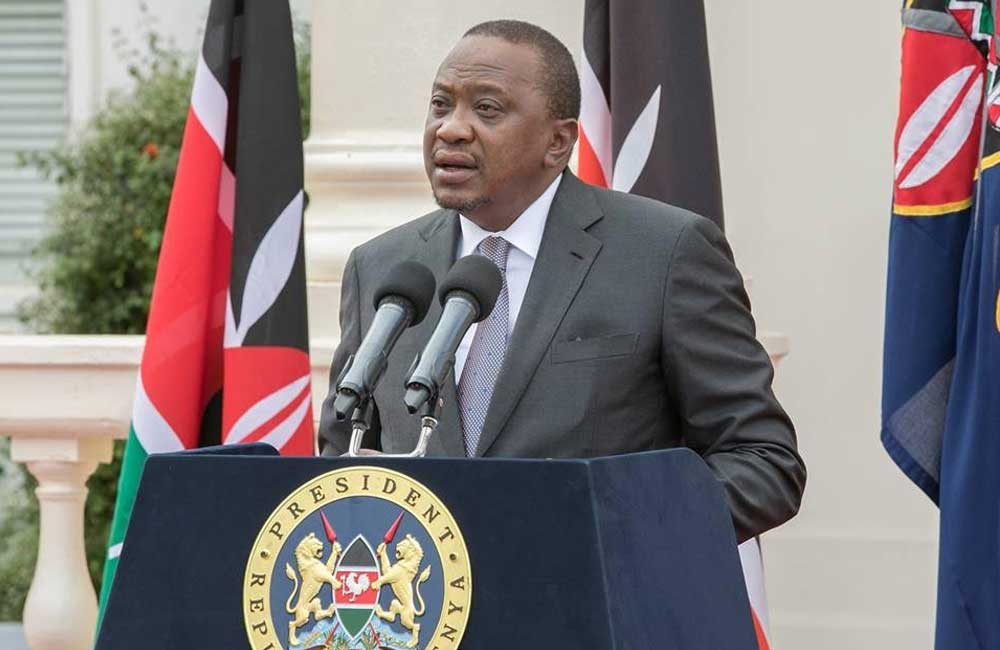 Parenting and exam preparation: President Uhuru says parents of candidates caught cheating to be sent to jail