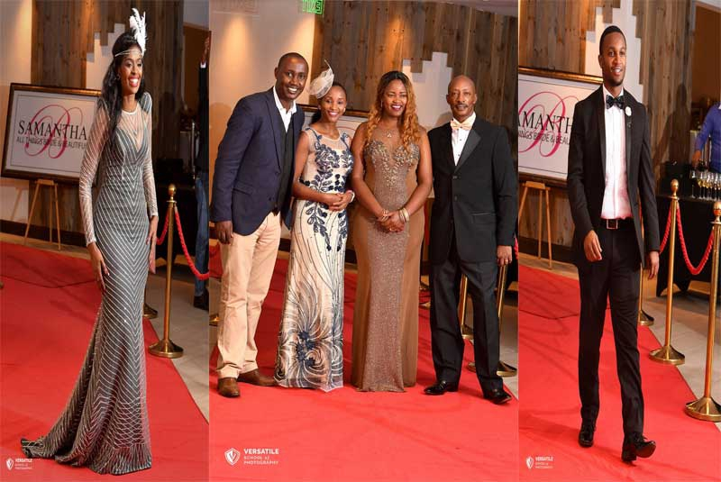 Photo Story: Red carpet moments from the Kenya Wedding Industry Awards