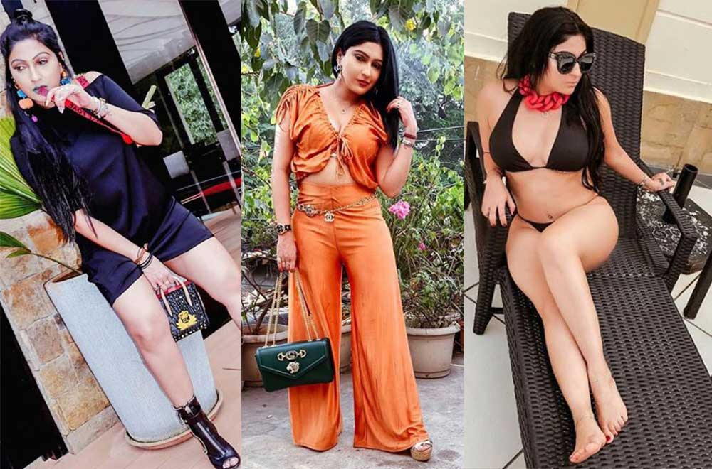 Photos: Kenya's super stylish mother of four who is giving everyone bikini body goals