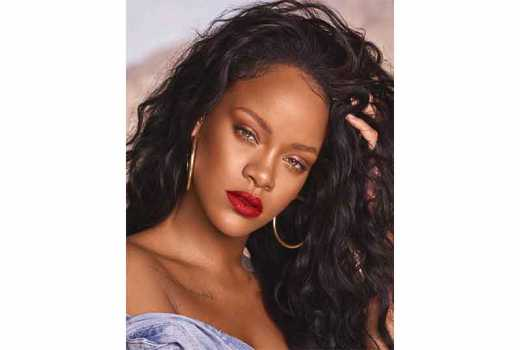 Rihanna has been named most powerful celebrity influencer of 2017