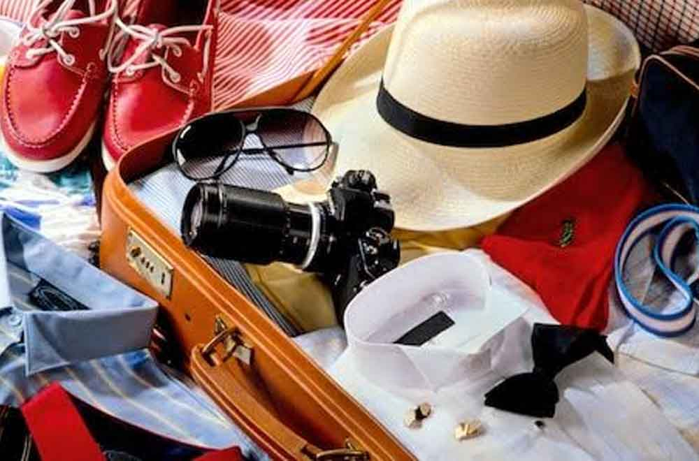 Seven essential things to add to your travel bag this December