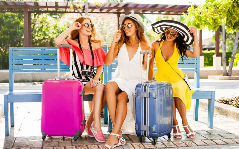 Seven things you should know before going on a girl's trip