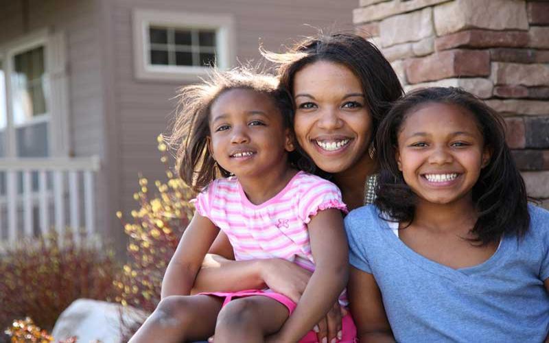 Six tips to help you hack single motherhood