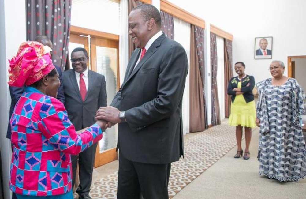 The story of Freda Shibonje - The midwife who delivered President Uhuru Kenyatta