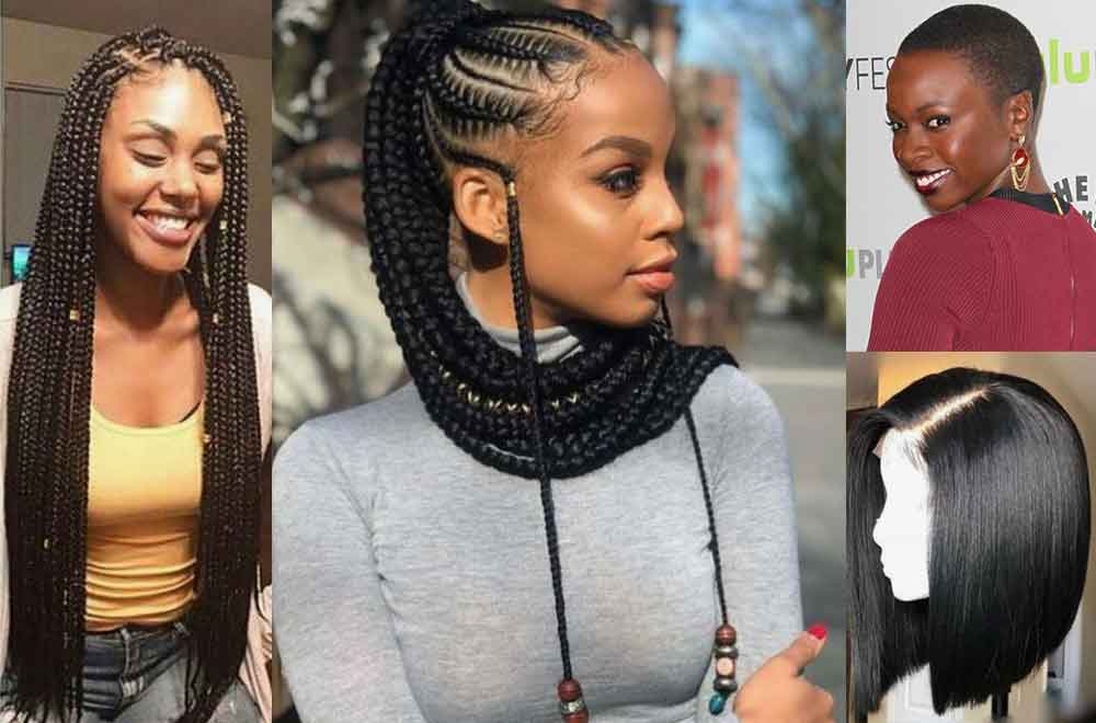 Trendy Tuesday: Six gorgeous hairstyles to rock in 2019