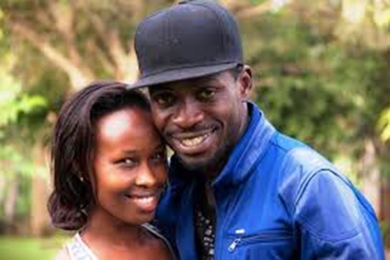 Why Bobi Wine is assured of his wife's support and love despite the current situation