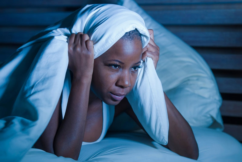 Why insomnia kicks in when you need to sleep more than ever
