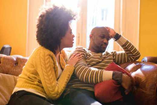 Why you should not waste time begging a man for love