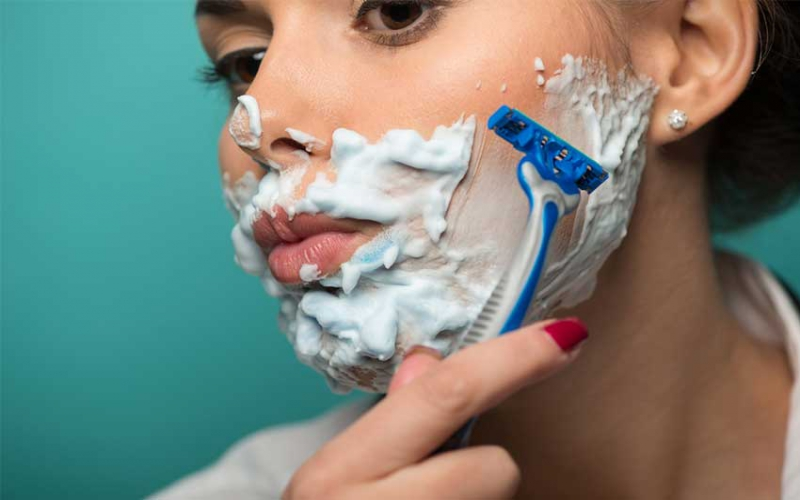 Women with beards: What you should know about hirsutism