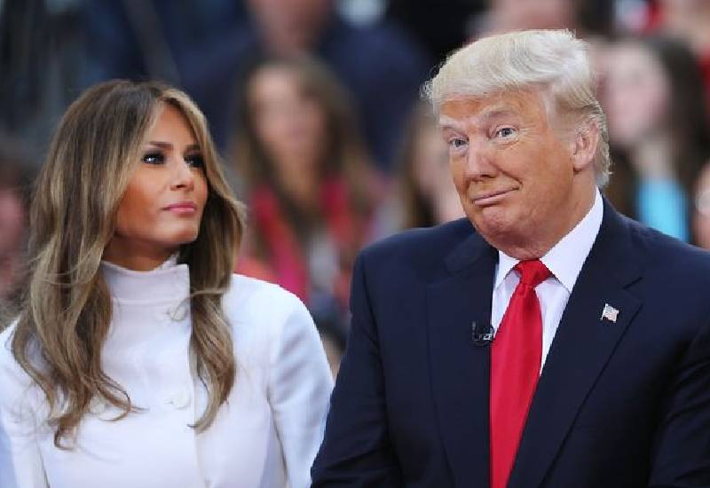 US First Lady Melania Trump snubs Jill Biden, refuses to show her around White House
