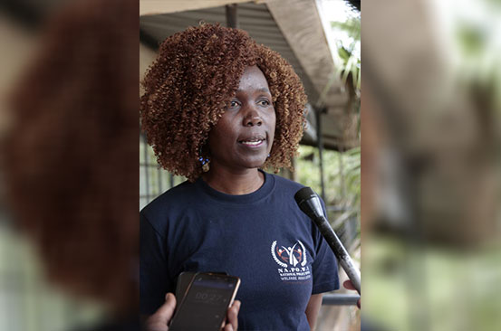 Welfare programme empowers officers' wives