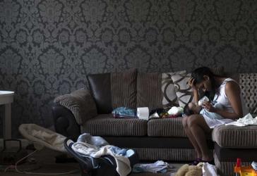 What single motherhood does to ladies below 30 years