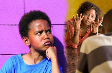 When spoilt kids ruin relationships,  wreck marriages and annoy guests