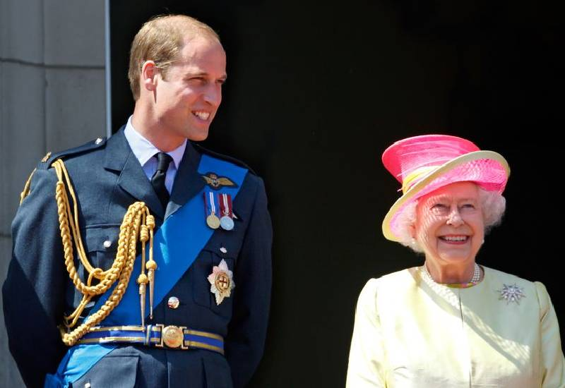 Why Queen has two birthdays - but Prince William might only get one when he's King