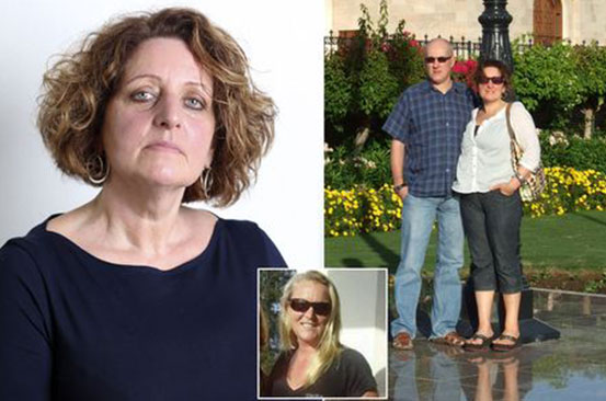 Woman discovers husband's bigamy and secret life after seeing photo of bride who wasn't her