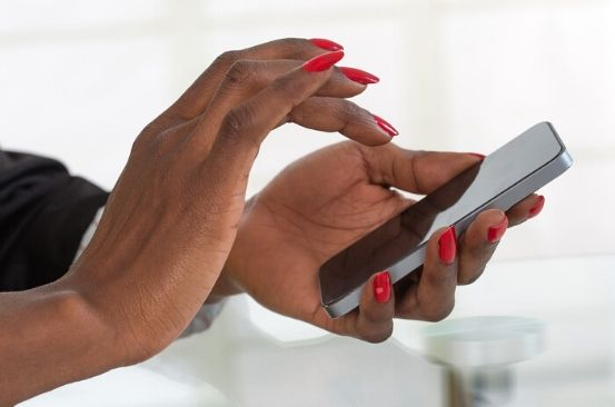 Woman has been sending husband texts from 'landlord' for three years to get him to clean