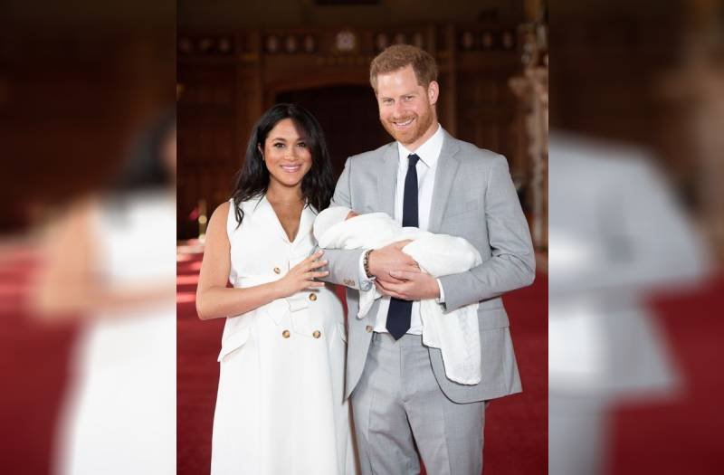 Archie's surname caused huge Royal Family row years before he was even born