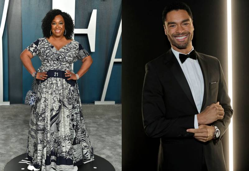 Bridgerton boss Shonda Rhimes doesn't understand the upset over Rege-Jean Page's exit