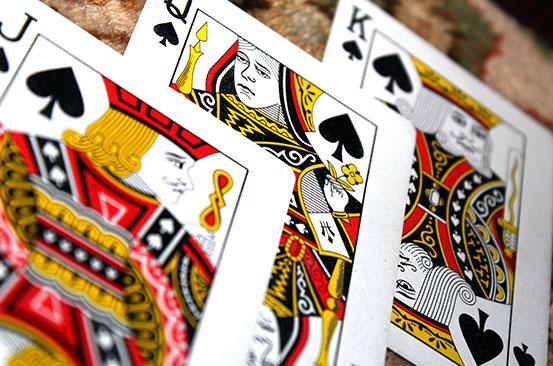 Card fan breaks tradition, designs gender-neutral card deck