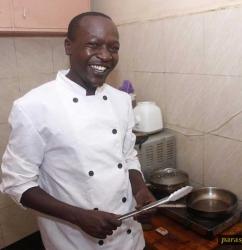 Anthony Kahonge: Chew sugarcane, it's healthy